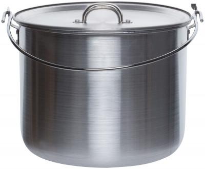 Котелок Outventure, 8 лТуристический котел с крышкой - универсальная посуда для приготовления пищи на костре. Объем 8 литров.<br>Вес, кг: 0,83; Объем: 8; Размеры (дл х шир х выс), см: 22 х 22 х 20; Материалы: 100 % алюминий; Производитель: Outventure; Срок гарантии: 2 года; Вид спорта: Кемпинг, Походы; Артикул производителя: IE50402; Страна производства: Китай; Размер RU: Без размера;