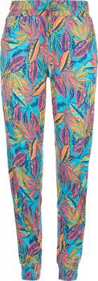 Брюки женские ONeill Printed JerseyЛегкие брюки от легендарного бренда o neill для жарких летних дней. Комфортная посадка зауженный крой с эластичным поясом и регулировочным шнурком для удобной посадки.<br>Пол: Женский; Возраст: Взрослые; Вид спорта: Surf style; Силуэт брюк: Зауженный; Количество карманов: 2; Материал верха: 100 % вискоза; Производитель: ONeill; Артикул производителя: 8A7704; Страна производства: Индия; Размер RU: 44-46;