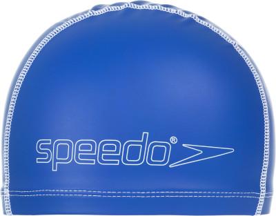 Шапочка для плавания детская SpeedoДетская шапочка от speedo, предназначенная для плавания в бассейне. Конструкция из панелей обеспечивает оптимальную посадку.<br>Пол: Мужской; Возраст: Дети; Вид спорта: Плавание, Пляж; Назначение: Универсальные; Материалы: 100 % нейлон, покрытие: полиуретан; Производитель: Speedo; Артикул производителя: 8-720730002; Страна производства: Китай; Размер RU: Без размера;