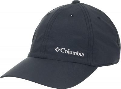 Бейсболка Columbia Tech Shade IIПрактичная бейсболка для активного отдыха. Изделие выполнено из 100 % нейлона, что обеспечивает быстрое высыхание в случае намокания.<br>Пол: Мужской; Возраст: Взрослые; Вид спорта: Активный отдых; Технологии: Omni-Shade, Omni-Wick; Производитель: Columbia; Артикул производителя: 1819641010O/S; Страна производства: Вьетнам; Материал верха: 100 % нейлон; Материал подкладки: 100 % полиэстер; Размер RU: Без размера;