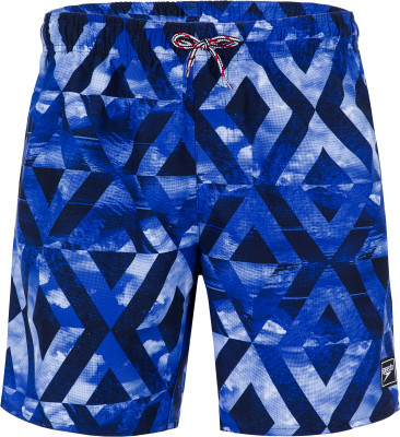 Шорты плавательные мужские Speedo Prt Leis 16, размер 50-52Плавки, шорты плавательные<br>Плавательные шорты speedo с боковыми карманами.