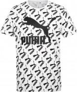 Футболка мужская Puma AOP Logo Tee