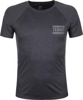 Футболка мужская Termit, размер 48Surf Style <br>Удобная и технологичная футболка от termit для водных видов спорта. Свобода движений продуманный крой с рукавами реглан позволяет двигаться максимально свободно.