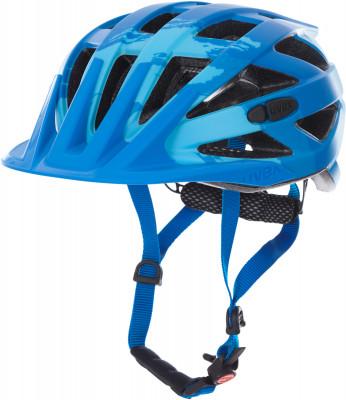 Шлем велосипедный UvexФункциональный шлем uvex подойдет для ежедневных велопрогулок.<br>Конструкция: In-mould; Вентиляция: Принудительная; Регулировка размера: Да; Тип регулировки размера: Поворотное кольцо 3D IAS; Материал внешней раковины: Поликарбонат; Материал внутренней раковины: Вспененный полистирол; Материал подкладки: Полиэстер; Сертификация: EN 1080; Технологии: FAS, IAS 3D 3.0, monomatic; Вес, кг: 0,225; Пол: Мужской; Возраст: Взрослые; Производитель: Uvex; Артикул производителя: S4104231315; Срок гарантии: 6 месяцев; Страна производства: Германия; Размер RU: 52-56;