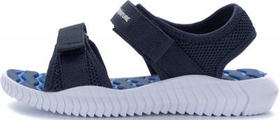 Сандалии для мальчиков Outventure Freestyle, размер 35Сандалии <br>Сандалии для детей дошкольного возраста подойдут для путешествий и долгих прогулок. Легкость подошва и стелька из эва для максимальной легкости обуви.