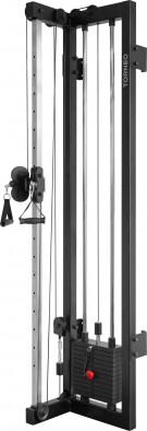 Тренажер силовой со встроенными весами Torneo Atlet Duo Pro