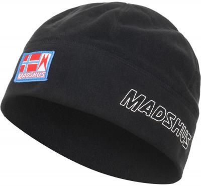 Шапка MadshusШапка madshus для катания на беговых лыжах. Модель выполнена из 100 % полиэстера. Благодаря составу ткани, изделие отлично отводит влагу.<br>Пол: Мужской; Возраст: Взрослые; Вид спорта: Беговые лыжи; Производитель: Madshus License; Артикул производителя: AMDHAU0399; Страна производства: Китай; Материал верха: 100 % полиэстер; Размер RU: Без размера;