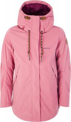 Куртка для девочек Merrell, размер 170Куртки <br>Утепленная куртка merrell для девочек станет незаменимой для прогулок по городу и в путешествиях. Сохранение тепла в модели использован синтетический утеплитель 60 г м2.