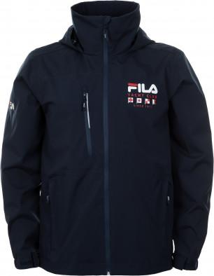 03b7a6e2 Ветровка мужская Fila темно-синий цвет — купить за 5999 руб. в ...