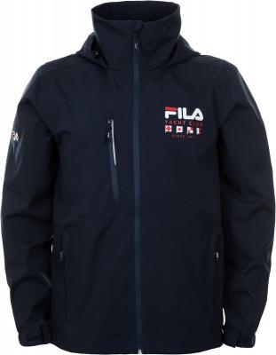 Ветровка мужская Fila, размер 50Куртки <br>Удобная ветровка fila, выполненная в спортивном стиле.