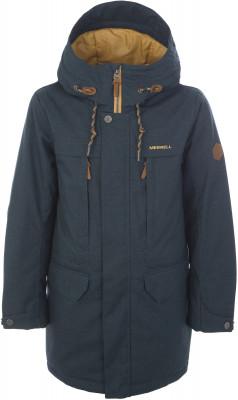 Куртка утепленная для мальчиков Merrell, размер 146Куртки <br>Утепленная куртка для мальчиков от merrell - отличный выбор для прогулок по городу в межсезонье. Сохранение тепла утеплитель 60 г м2 защищает от холода.