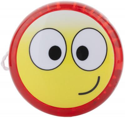 Игра Йо-йо TorneoОригинальная игрушка развивает координацию движений и ловкость рук, а также тренирует внимание и чувство равновесия. Понравится не только ребенку, но и взрослому!<br>Размеры (дл х шир х выс), см: 5,6 x 5,6 x 3,65; Вес, кг: 0,034; Состав: Поливинилхлорид, полистирол; Вид спорта: Игры на улице; Производитель: Torneo; Артикул производителя: TRNYO13H; Срок гарантии: 1 год; Страна производства: Китай; Размер RU: Без размера;