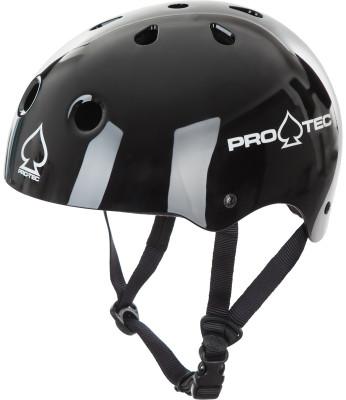 Шлем Pro-Tec ClassicТехнологичный шлем protec обеспечивает превосходную защиту во время катания на роликах.<br>Конструкция: Hard shell; Вентиляция: Принудительная; Материал внешней раковины: Hi-Impact ABS; Материал подкладки: Пена EPS; Вес, кг: 0,5; Пол: Мужской; Возраст: Взрослые; Вид спорта: Роликовые коньки; Производитель: Pro-Tec; Технологии: EPS, HDPE Flex, Hardshell; Срок гарантии: 2 года; Артикул производителя: 1213300; Страна производства: Китай; Размер RU: 54-56;