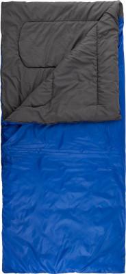 Outventure Oregon T+15Спальные мешки<br>Удобный и легкий кемпинговый спальник outventure станет удачным выбором для отдыха в теплое время года. Температура комфорта составляет 25 до 15 с, температура экстрима 5 с.