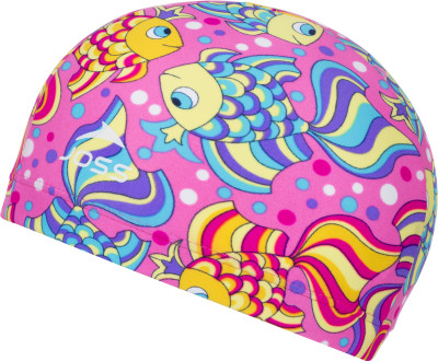 Купить со скидкой Шапочка для плавания для девочек Joss