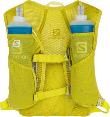 Рюкзак-жилет Salomon Agile 2 SetМужская одежда<br>Рюкзак agile 2 set - отличный вариант для пробежек по городу.