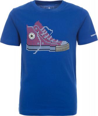 Футболка для мальчиков Converse, размер 164  (96870802XL)