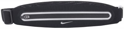 Сумка на пояс NikeСумка-пояс для бега nike.<br>Пол: Мужской; Возраст: Взрослые; Вид спорта: Бег; Материал верха: 100 % нейлон; Производитель: Nike; Артикул производителя: N.RL.46-022; Страна производства: Китай; Размер RU: Без размера;