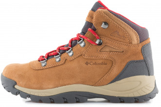 Ботинки женские Columbia Newton Ridge Plus Waterproof Amped