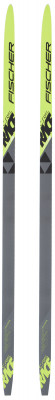 Беговые лыжи юниорские Fischer Crs Race JrУниверсальные комбинированные лыжи для освоения техники классического и конькового хода. Отличная модель для первых занятий на снегу и уроков физкультуры.<br>Назначение: Прогулочные; Стиль катания: Комбинированный; Уровень подготовки: Начинающий; Пол: Мужской; Возраст: Дети; Рекомендуемый вес пользователя: 30-39 кг; Сердечник: Woodcore; Геометрия: 41 - 44 - 44 мм; Конструкция: Cap; Система насечек: Отсутствует; Скользящая поверхность: Sintec; Жесткость: Средняя; Платформа: Отсутствует; Вид спорта: Беговые лыжи; Технологии: Ultra Tuning, Wood Core; Производитель: Fischer; Артикул производителя: N62917; Срок гарантии на лыжи: 1 год; Страна производства: Украина; Размер RU: 147;