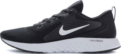 Кроссовки мужские Nike Legend React, размер 44Кроссовки <br>Мужские беговые кроссовки nike rebel react гарантируют комфорт и свободу движений во время пробежки. Модель рассчитана на нейтральную пронацию стопы.