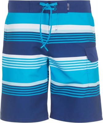 Шорты пляжные мужские TermitМужские шорты с ярким принтом от termit - оптимальный вариант для тех, кто хочет активно проводить время даже на пляже.<br>Пол: Мужской; Возраст: Взрослые; Вид спорта: Surf style; Назначение: Пляжный отдых; Длина плавок: 51 см; Материал верха: 100 % полиэстер; Материал подкладки: 100 % полиэстер; Технологии: Swimndry; Производитель: Termit; Артикул производителя: S17ATESM2M; Страна производства: Китай; Размер RU: 48;