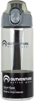 Фляга Outventure, 0,5 лФляга для питья из тритана объемом 0, 5 литров. Отличный аксессуар для походов и активного отдыха на природе.<br>Вес, кг: 0,12; Объем: 0,5; Диаметр: 7 см; Материалы: 95 % тритан, 5 % полипропилен и поликарбонат; Производитель: Outventure; Срок гарантии: 1 год; Вид спорта: Кемпинг, Походы; Артикул производителя: EOUOU00191; Страна производства: Китай; Размер RU: Без размера;