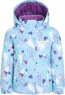 Куртка утепленная для девочек Glissade
