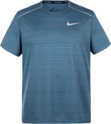 Футболка мужская Nike Dri-FIT Miler, размер 50-52 фото