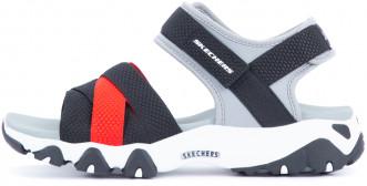 Сандалии женские Skechers D'Lites 2.0 Mega Summer