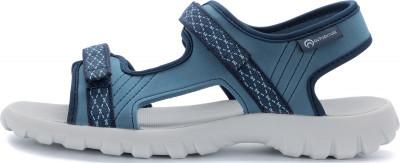 Сандалии для мальчиков Outventure Sunny, размер 40Сандалии <br>Сандалии для детей школьного возраста станут отличным выбором для походов и активного отдыха летом. Легкость подошва и стелька из эва для максимальной легкости обуви.