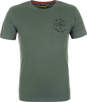 Футболка мужская Termit, размер 52Skate Style<br>Однотонная мужская футболка от termit отлично подойдет для активного отдыха в городе. Свобода движений продуманный крой позволяет двигаться свободно.