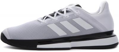 Кроссовки мужские для тенниса Adidas Bounce, размер 42,5