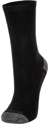 Носки Outventure, 1 параУниверсальные носки из качественного материала. Изделие отлично пропускает воздух и великолепно сидит по ноге, обеспечивая максимальный комфорт при носке.<br>Пол: Мужской; Возраст: Взрослые; Вид спорта: Активный отдых; Материалы: 76 % хлопок, 21 % нейлон, 3 % эластан; Производитель: Outventure; Артикул производителя: JUS40999M; Страна производства: Пакистан; Размер RU: 39-42;