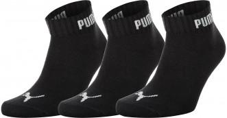 Носки Puma Quarter-V, 3 пары