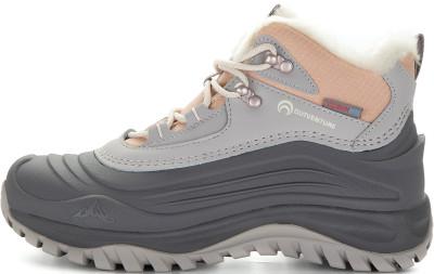 Ботинки утепленные женские Outventure Snowstorm, размер 37