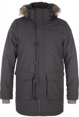 Куртка утепленная мужская IcePeak TapioУтепленная куртка-парка icepeak tapio отлично подходит для путешествий.<br>Пол: Мужской; Возраст: Взрослые; Вид спорта: Путешествие; Вес утеплителя на м2: 240 г/м2; Наличие чехла: Нет; Длина по спинке: 93 см; Водонепроницаемость: 5000 мм; Паропроницаемость: 2000 г/м2/24 ч; Температурный режим: До -25; Покрой: Прямой; Дополнительная вентиляция: Нет; Проклеенные швы: Нет; Длина куртки: Длинная; Капюшон: Отстегивается; Мех: Искусственный; Количество карманов: 8; Водонепроницаемые молнии: Нет; Технологии: Icetech 5000/2000, Reflectors, Super Soft Touch, Water Repellent; Производитель: IcePeak; Артикул производителя: 56053532IV; Страна производства: Китай; Материал верха: 100 % полиэстер; Материал подкладки: 100 % полиэстер; Материал утеплителя: 100 % полиэстер; Размер RU: 50;