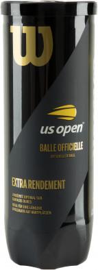Набор мячей для большого тенниса Wilson US Open X3