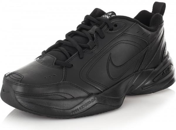 3620c9d4 Кроссовки мужские Nike Air Monarch IV черный цвет — купить за 4199 руб. в  интернет-магазине Спортмастер