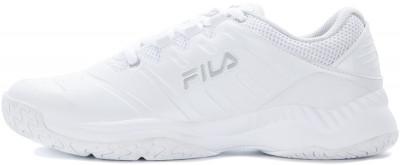 Кроссовки женские Fila Streamline, размер 35Кроссовки <br>Теннисная обувь от fila - это сочетание классического дизайна и современных технологий, которое обеспечивает маневренность и комфорт для игры на любых покрытиях.
