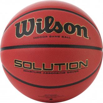 Мяч баскетбольный Wilson VTB SOLUTION OFFICIAL GAME BALL