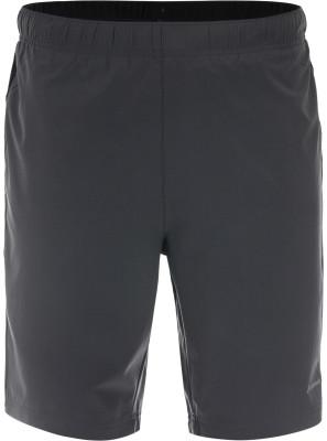 Шорты мужские DemixУдобные и практичные шорты - отличный вариант для бега. Отведение влаги ткань, выполненная по технологии movi-tex, отводит влагу и обеспечивает вентиляцию во время пробежки.<br>Пол: Мужской; Возраст: Взрослые; Вид спорта: Бег; Защита от УФ: Нет; Длина по внутреннему шву: 18,5-19,5 см; Покрой: Прямой; Плоские швы: Нет; Светоотражающие элементы: Нет; Компрессионный эффект: Нет; Количество карманов: 1; Технологии: MOVI-tex; Производитель: Demix; Артикул производителя: DESHM0193L; Страна производства: Китай; Материал верха: 90 % полиэстер, 10 % спандекс; Материал подкладки: 100 % полиэстер; Размер RU: 50;