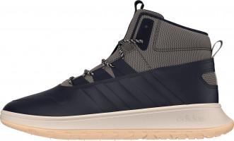 Кроссовки высокие женские Adidas Fusion Storm
