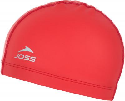 Шапочка для плавания детская JossДетская текстильная шапочка joss подходит для занятий плаванием.<br>Пол: Мужской; Возраст: Дети; Вид спорта: Плавание; Назначение: Универсальные; Материалы: 80 % полиэстер, 20 % эластан; Производитель: Joss; Артикул производителя: SWCJ085152; Страна производства: Китай; Размер RU: 52-54;