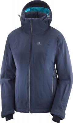 Куртка утепленная женская Salomon Brilliant, размер 52-54  (6ZE2L0YP91)