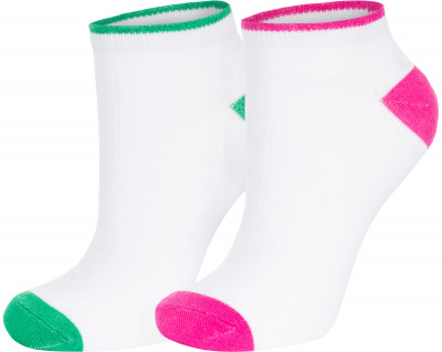 Носки Wilson, 2 парыПрактичные носки для занятий спортом wilson гарантируют максимальное удобство во время носки.<br>Пол: Мужской; Возраст: Взрослые; Вид спорта: Спортивный стиль; Дополнительная вентиляция: Да; Производитель: Wilson; Артикул производителя: W579-W; Страна производства: Китай; Материалы: 98 % полиэстер, 2 % эластан; Размер RU: 37-42;