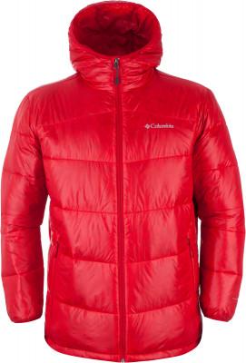 Куртка пуховая мужская Columbia Gold 650 TurboDownМужская куртка станет оптимальным выбором для походов.<br>Пол: Мужской; Возраст: Взрослые; Вид спорта: Походы; Вес утеплителя: 100 г/м2; Температурный режим: До -15; Покрой: Прямой; Длина куртки: Средняя; Капюшон: Не отстегивается; Количество карманов: 2; Технологии: Omni-Heat Reflective, TurboDown; Производитель: Columbia; Артикул производителя: 1567811613L; Страна производства: Китай; Материал верха: 100 % нейлон; Материал подкладки: 100 % полиэстер; Материал утеплителя: 60 % полиэстер, 40 % пух; Размер RU: 48-50;