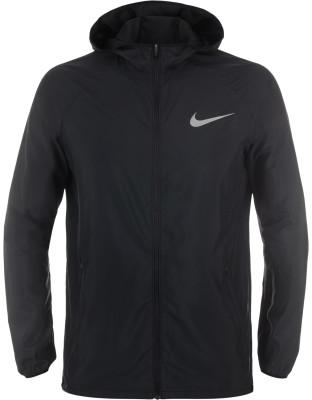 Ветровка мужская Nike Nk Essntl, размер 44-46Куртки <br>Мужская ветровка от nike станет отличным выбором для пробежки в прохладные дни.