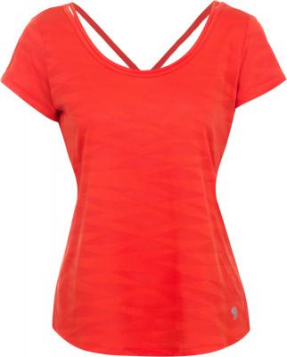 Футболка женская Mountain Hardwear Breeze VNTОчень тонкая и легкая футболка mhw breeze vnt из технологичной ткани - отличный вариант для походов. Отведение влаги технология wick.<br>Пол: Женский; Возраст: Взрослые; Вид спорта: Походы; Длина по спинке: 64 см; Защита от УФ: Нет; Покрой: Приталенный; Плоские швы: Да; Светоотражающие элементы: Нет; Дополнительная вентиляция: Да; Технологии: Wick.Q; Производитель: Mountain Hardwear; Артикул производителя: 1788091636M; Страна производства: Вьетнам; Материалы: 100 % полиэстер; Размер RU: 46;