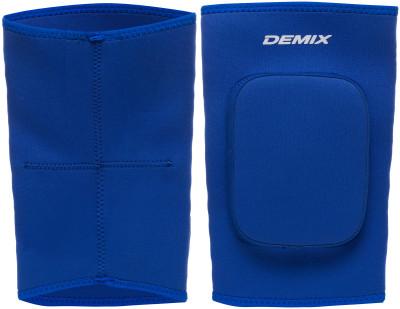 Наколенник DemixНеопреновый наколенник с воздухопроницаемой вставкой удобно фиксируется на ноге и предохраняет от травм во время игры. Цена указана за 1 наколенник.<br>Вид спорта: Волейбол; Артикул производителя: DAC019Z2L-; Срок гарантии: 6 месяцев; Производитель: Demix; Страна производства: Китай; Размер RU: L;